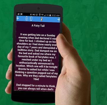 English learning kids stories apk screenshot