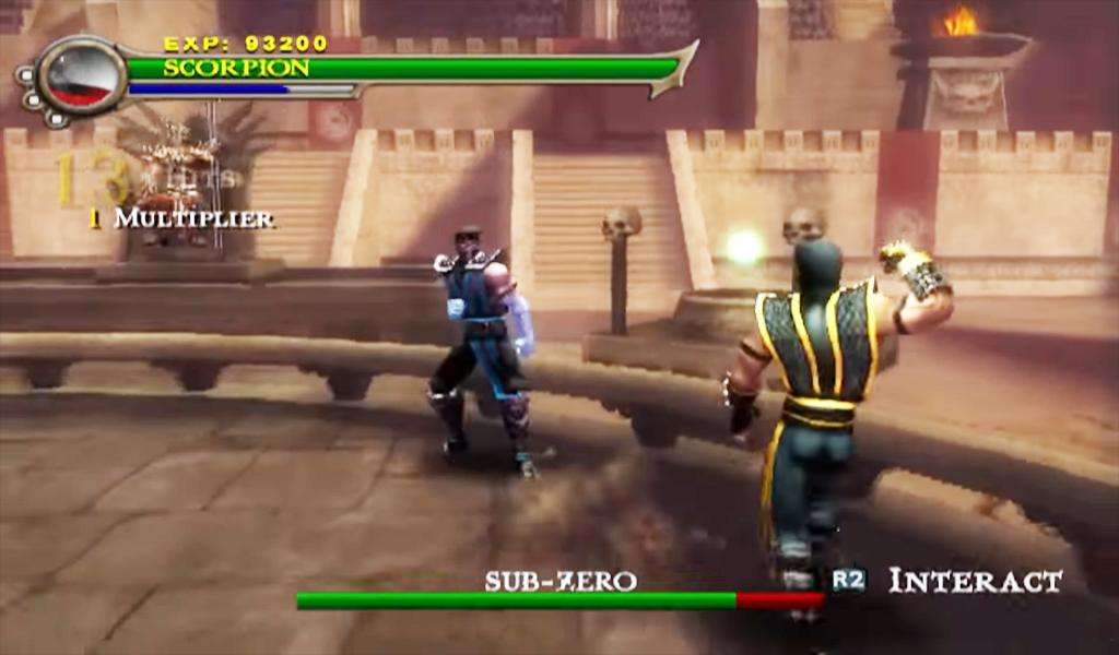 Code Mortal Kombat Shaolin Monks Arcade Moves for Android - APK Download