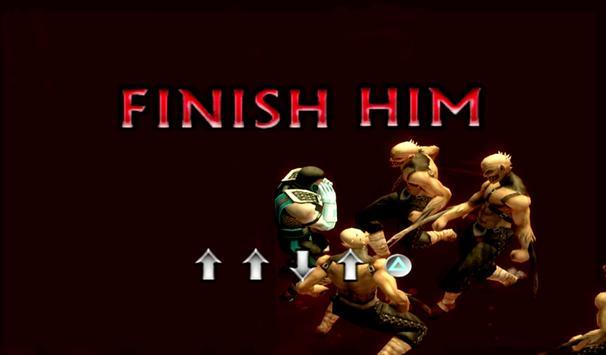 Code Mortal Kombat Shaolin Monks Arcade Moves screenshot 1
