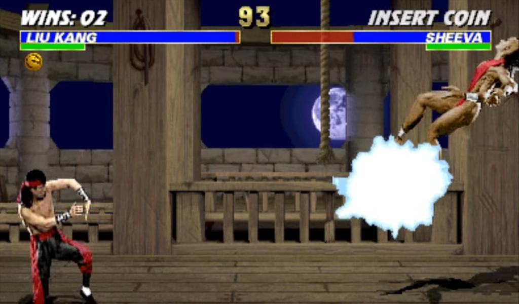 Code Ultimate Mortal Kombat 3 : UMK 3 for Android - APK Download