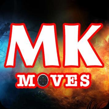 Moves For Mortal Kombat X poster