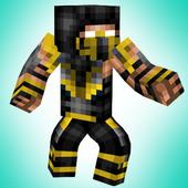 Skin Mortal Kombat for MCPE icon