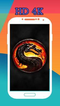 Mortal Wallpaper HD Kombat apk screenshot