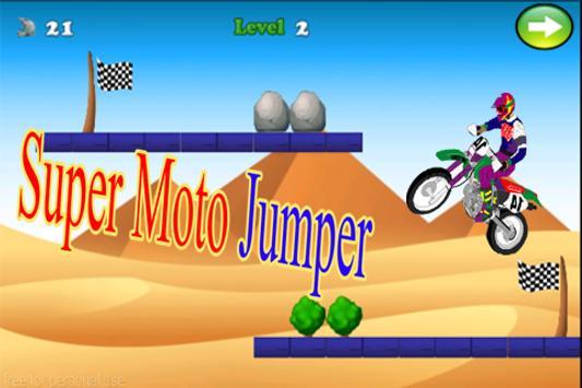 Moto X Jumper poster