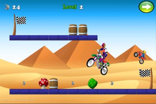 Moto X Jumper apk screenshot