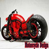 Motorcycle Design icon