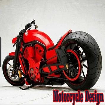 Motorcycle Design poster