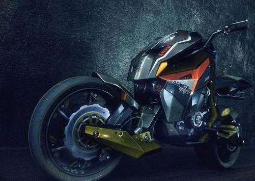 Motorcycle Design screenshot 4