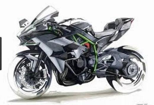 Motorcycle Design screenshot 5