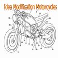 デザインオートバイ