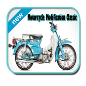 Motorcycle ModificationClassic icon