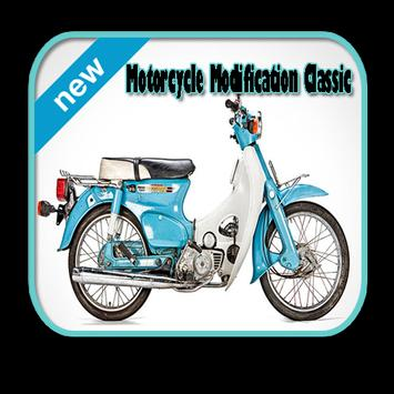 Motorcycle ModificationClassic poster