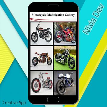 Motorcycle Modification Gallery poster