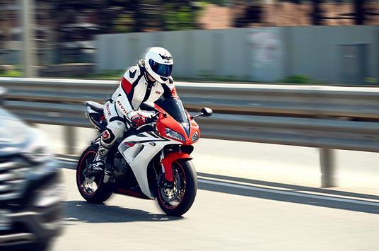 Motorcycle Live Wallpaper screenshot 2