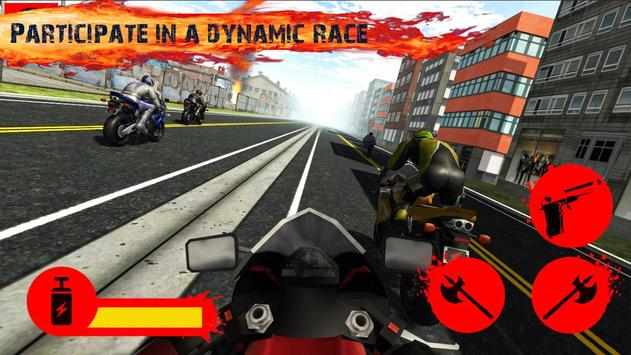 Motorcycle Racing Traffic 2017 apk screenshot