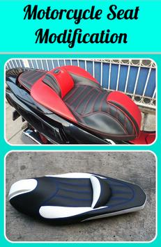 Motorcycle Seat Modification screenshot 1