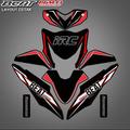 Motorcycle Sticker Design