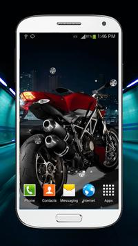 Motorcycles Live Wallpaper HD apk screenshot