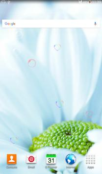 White Beauty Love Flower LWP screenshot 13