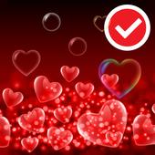 Love Rose Free Live Wallpaper icon