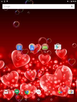 Love Rose Free Live Wallpaper apk screenshot