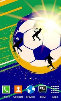 Soccer Spirit Free Wallpaper apk screenshot