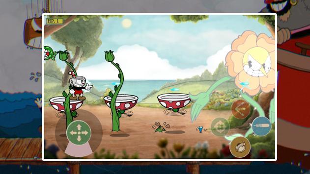 Cuphead Battle : Cagney Boss (Unreleased) screenshot 2