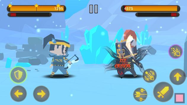 Battle Flare screenshot 1