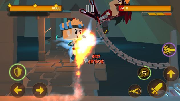 Battle Flare screenshot 2