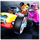 Mickey The Roadster Racers icon