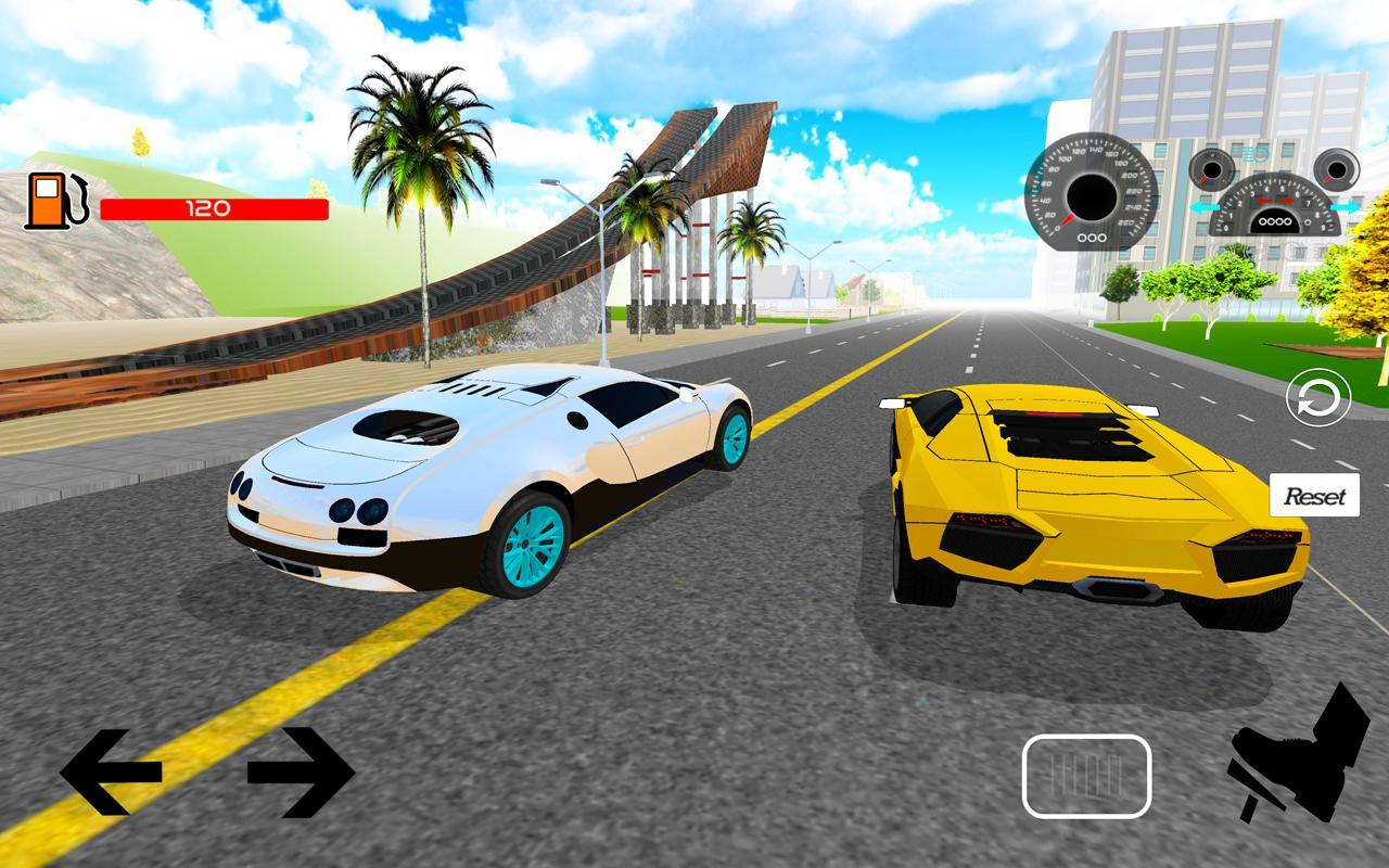 Car Racing Games For Android Without Internet