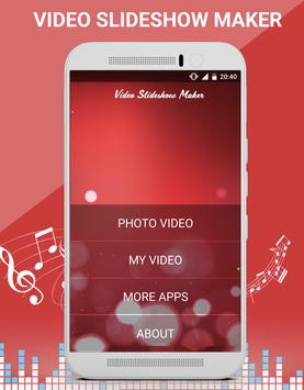 Video Slideshow Maker screenshot 1