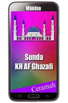 Mp3 Sunda KH AF Ghazali apk screenshot