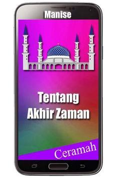Mp3 Ceramah Akhir Zaman poster