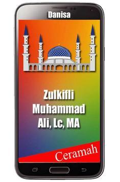 Ustadz Zulkifli Muhammad Ali poster