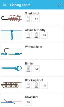 Fishing Knots poster