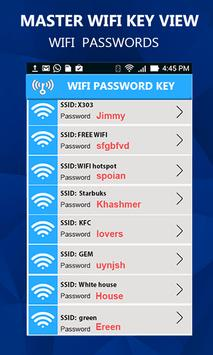 Wifi Master key View screenshot 2