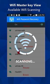 Wifi Master key View screenshot 4