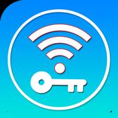 Master Wifi Key View icon