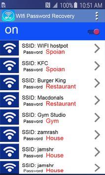 Master Wifi Key View screenshot 2