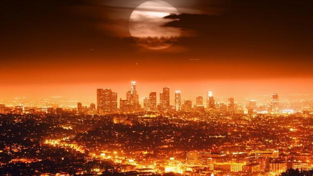 Los Angeles. Live wallpapers apk screenshot