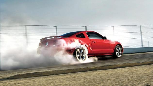 Burnout wheels Live wallpapers apk screenshot