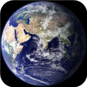 Our Planet. Live wallpapers icon