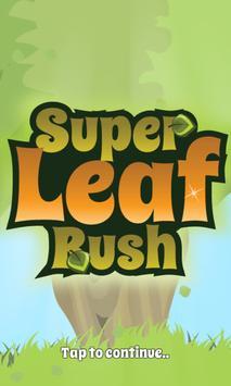 Super Leaf Rush poster