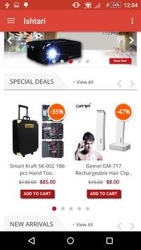 Ishtari-Online Shopping in Leb apk screenshot