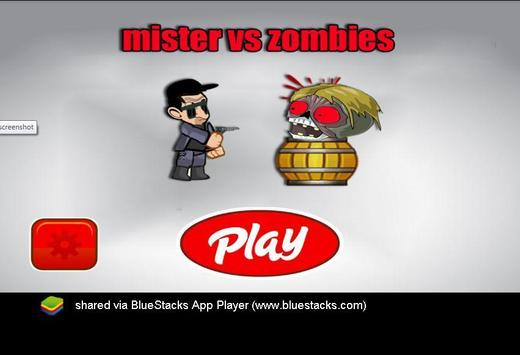 Mr bin adventure zombie glider screenshot 4