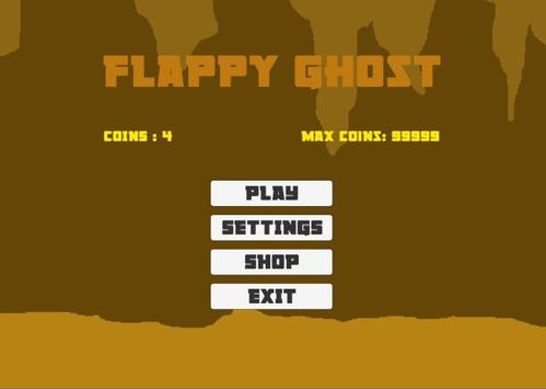 Flappy Ghost poster