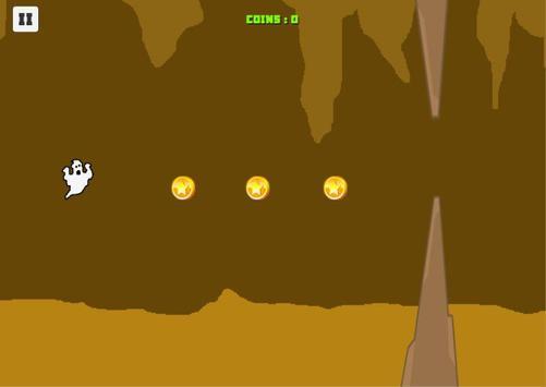 Flappy Ghost apk screenshot