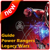 Guide Power Rangers Legacy War icon