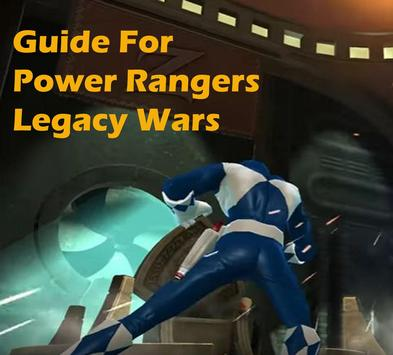 Guide Power Rangers Legacy War poster